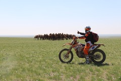 Motorcycle Tour: Mongolia Master Rally Motorcycle Trail