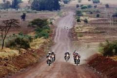 Motorcycle Tour: Kenya Masai Mara Motorcycle Safari