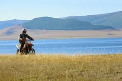 Motorcycle Tour: Eastern Mongolia Motorbike Tour