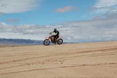 Motorcycle Tour: Middle Gobi Motorcycle Trail