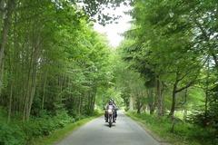 Motorcycle Tour: Borderland Tour Czech Republic
