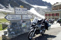 Motorcycle Tour: 11 days on the Route des Grandes Alpes