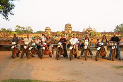 Motorcycle Tour: Cambodia Highlights
