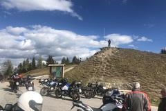Motorcycle Tour: 4 Days On/Offroad-Tour Friuli/Venetia for Adventure Bikes