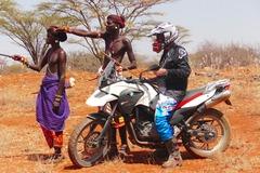 Motorcycle Tour: The Pearl of Kenya Tour