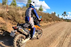 Motorcycle Tour: Portugal: Adventure Country Track