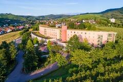 Motorcycle hotels: Dorint Hotel Durbach/Schwarzwald