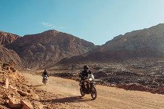 Motorcycle Tour: Oman: Hajar Highlights