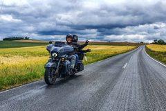 Motorcycle Tour: Motorradauszeit in der Eifel - Selbstfahrertour