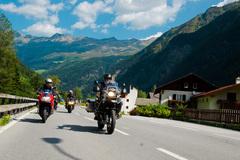 Kombi: Reise/Tour inkl. Training: Serpentinen-Seminar: Tirol