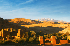 Motorcycle Tour: Round Trip Morocco