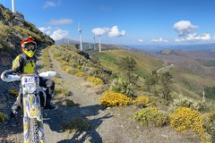 Motorcycle Tour: Megalithic Week – Offroad in Douro Valley Portugal