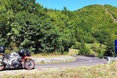Motorcycle Tour: Corsica - Sardinia