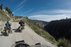 Motorcycle Tour: Three Worlds - Guided Tour