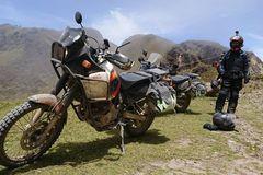 Motorcycle Tour: Spondylus - Guided Tour