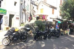 Motorcycle Tour: Wild South of France Ardeche - Cevennes - Gorges du Tarn