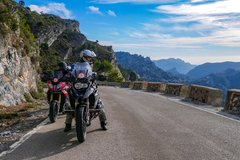 Motorcycle Tour: Andalusia New Year's Eve Tour - 8 Days Waltzing The Curves