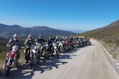 Motorcycle Tour: Portugal Completely Offroad