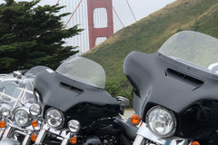 Motorcycle Tour: Silver and Golden State Tour