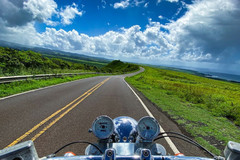 Motorcycle Tour: Hawaii - Island Hopping in the South Seas