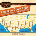 Reisen und Touren: Coast to Coast: von Los Angeles nach Orlando