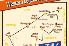 Reisen und Touren: Western Legends