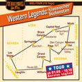 Reisen und Touren: Western Legends Saison 2