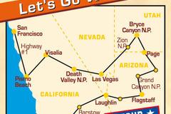 Reisen und Touren: Selfdrive - Lets Go West