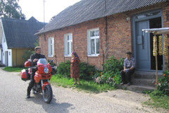 Reisen und Touren: Motorradreise durch Polen und das Baltikum: Saison 5