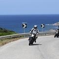Motorrad-Transport: Motorradtransport Olbia, Sardinien, Italien