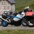 Motorrad-Transport: Motorradtransport Luzern, Schweiz
