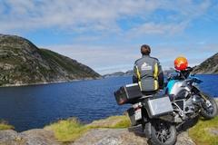 Reisen und Touren: Abenteuer Nordkap 2019