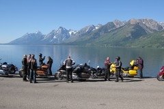 Reisen und Touren: American Rockies