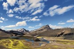Reisen und Touren: Island - Feuer und Eis 2018