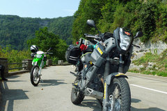 Motorcycle Tour: 4 days in the french and swiss Jura