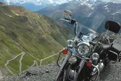 Reisen und Touren: Unvergessliche Alpenpässe mit Harley-Davidson® 2018