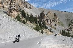 Reisen und Touren: Durch die Alpen