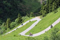 Kombi: Reise/Tour inkl. Training: Motorrad-Intensiv-Tage in den Alpen